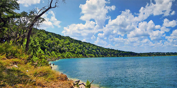 Canyon Lake Beach