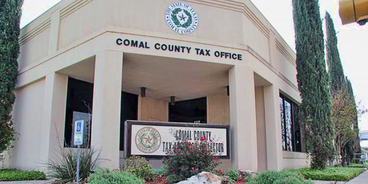 county tax office