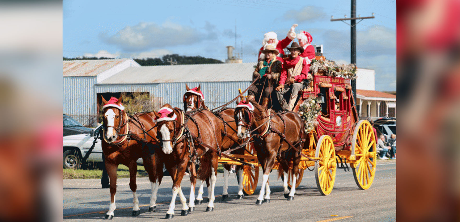 Don't Miss Saturday's Parade!