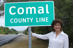 Comal County Tax Assessor-Collector Cathy Talcott