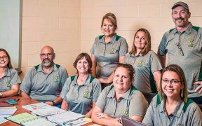 booster club officers