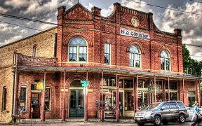 Gruene, Texas Marketplace