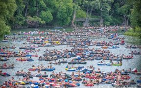 tubing on the guadalupe