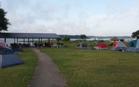 Potter's Creek Park Campground