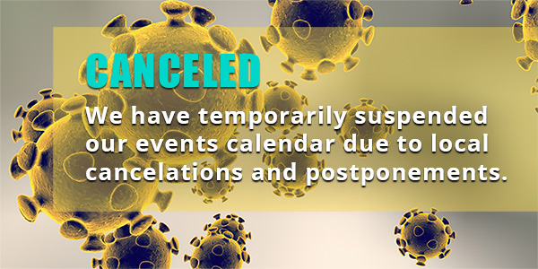Event Calendar Suspended