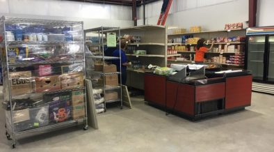CRRC food pantry