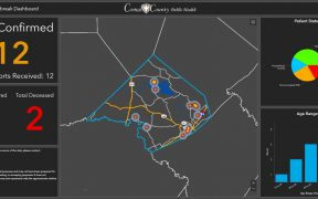 Comal County Coronavirus Map