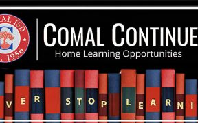Comal Continues Home Learning