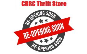 CRRC reopening