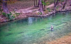 fishing in the guadalupe river