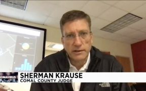 Comal County Judge Sherman Krause