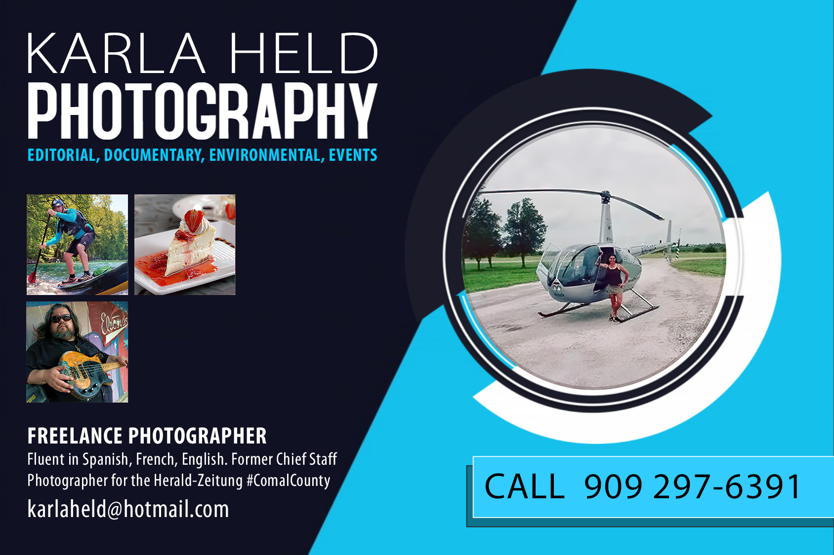 Karla Held Photography ad