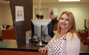 Comal County Office of Public Health Director Cheryl Fraser