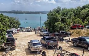 canyon lake boat ramp 1