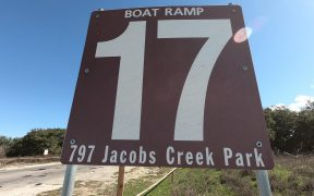 Canyon Lake Boat Ramp 17