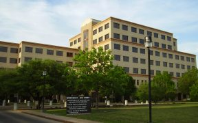 Texas Health and Human Services building
