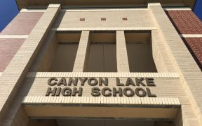 Canyon Lake High Schol