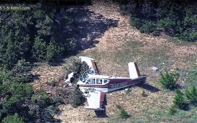 Canyon Lake plane crash