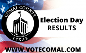 Comal County Election Day Results