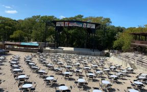 Whitewater Music Ampitheater