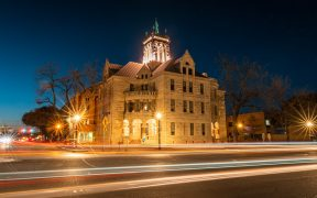 Comal County courthoue