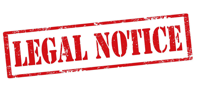 legal notice classifieds featured image