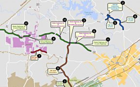 Comal County road expansion